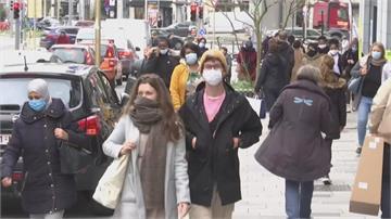 歐美疫情惡化 比利時病例數大增 總理宣布重回嚴格封鎖