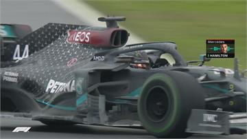 奪第七座世界冠軍 車王漢米爾頓平舒馬克紀錄