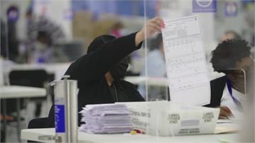 川拜得票率僅差0.3%!喬治亞州本週人工重新驗票