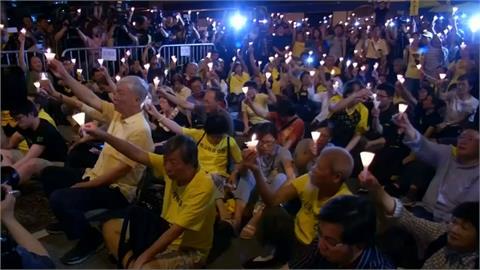 全球/自由花終究開不了?香港支聯會擬宣告解散