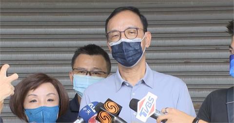 快新聞/馬王高雄破冰握手言歡 朱立倫:黨內同志相聚都是好事