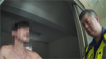 俄籍男子拖欠房租又酒後大鬧 遭警噴辣椒水壓制 查出是通緝犯