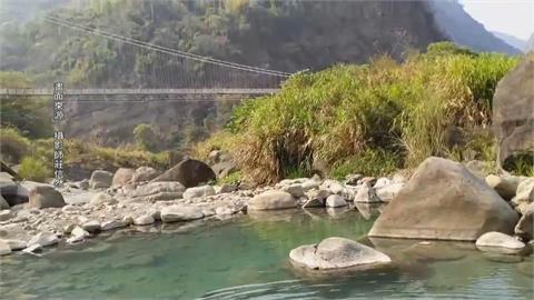 連日乾旱水位降低 嘉義達娜伊谷清可見魚