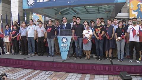 朱立倫喊「愛國年輕人加入國民黨」陳奕齊1看酸「根本是台灣悲劇」