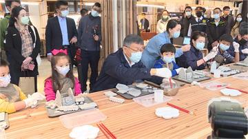 南港新地標 瓶蓋工廠寄望成北台灣最大新創基地