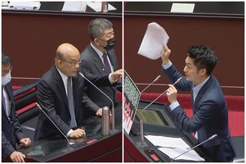 快新聞/「被蘇貞昌點名」信功發聲明不支持萊豬 政院:非指涉特定豬農