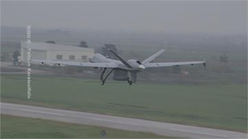MQ-9B無人機軍售案  1個月後生效現有45架F-5E於2024年汰除