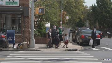 防疫情擴散 紐約市9疫情熱點區6號起停課