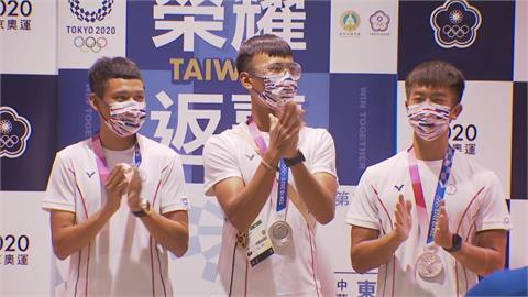 東奧/台灣射箭男團帶回銀牌 魏均珩感性道謝喊「這不是終點」