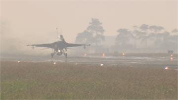 疑發現F-16信標訊號 嚴德發:加強搜索   高速入海殘骸會四散 前司令:應是多重因素