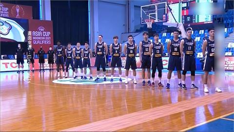 籃球/台灣小將繳學費 亞洲盃資格賽不敵中國