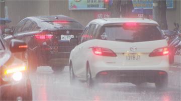 """西南風大雨入夜趨緩 第九號颱""""梅莎""""最快週六生成"""