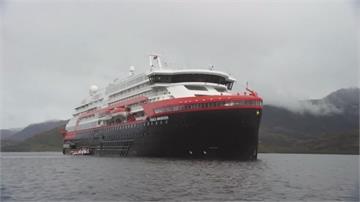 郵輪又爆群聚感染  挪威禁百人以上船隻靠港至少兩週