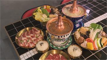 網美必拍!「鹹蛋黃奶味鍋」美味上桌
