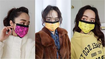 跨年最潮配件!親親口罩推「潮流新年口罩」螢光超亮眼