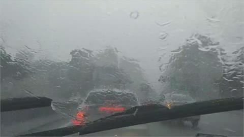 週二梅雨鋒面影響 白天雨勢集中中部以南