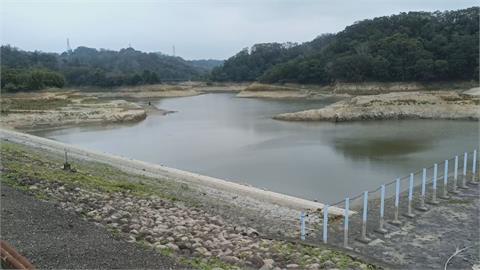老天爺不下雨! 梅雨發展不樂觀水庫難解渴