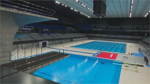 兩屆東奧傳承 日本建築師父子打造游泳場館