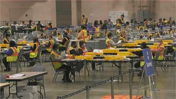 喬治亞州2郡發現約6千張未算選票   川普陣營空歡喜...算完還是落後拜登