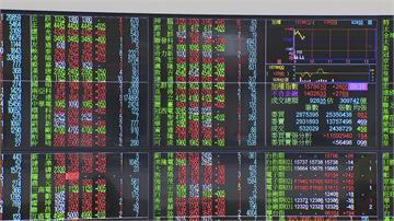 台積電衝640元 台股15800點遭遇獲利賣壓