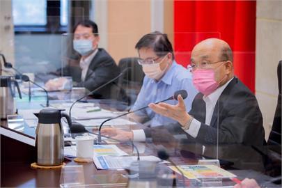 快新聞/台電群聚案延燒!   蘇貞昌指示各部會落實防疫:我們有責任