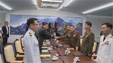 朝韓將軍級會談 雙方官員二次會談