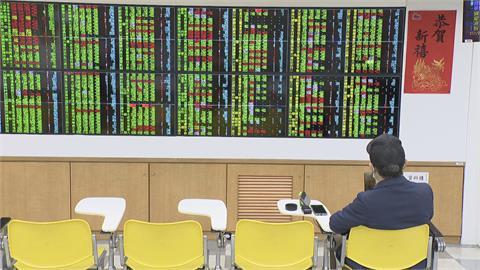 快新聞/電子股疲弱 台股早盤跌逾300點「失守萬七」