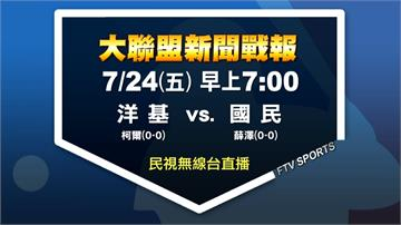 MLB/開幕戰洋基對決國民 兩大王牌頂尖對決