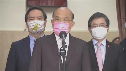 快新聞/防疫措施再鬆綁! 蘇貞昌同意開放高鐵自由座、放寬飲食相關管制