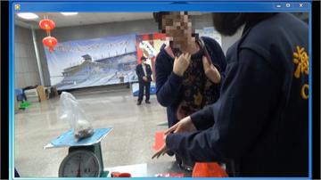 帶6根香腸闖小三通 中國婦人挨罰20萬崩潰痛哭