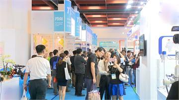 水利署辦「台灣國際水週」 吸引17國組團商談