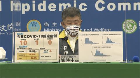 快新聞/日本推疫苗護照台灣跟進? 陳時中揭兩原因:國內還不會採用