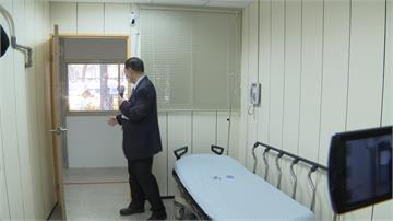 建商贈高醫200萬元「組合屋」  供採檢專用