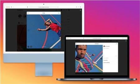 Instagram網頁版也能發文了!Mac、PC「一鍵」分享日常