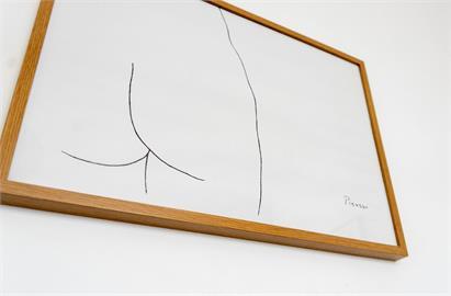 區塊鏈拍賣畢卡索名畫 6000美元享部分作品