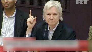 快訊/喪失政治庇護!維基解密創辦人於倫敦遭到逮捕