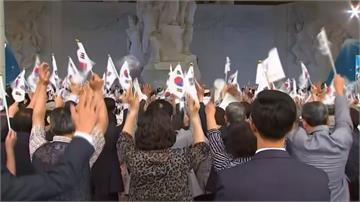 南韓光復74週年 文在寅:盼朝鮮半島和平統一