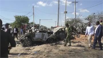 索馬利亞發生汽車炸彈恐攻!釀90死逾百人傷