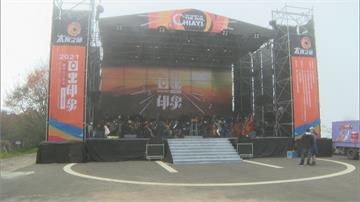 2021阿里山日出音樂會改線上直播!不開放民眾入場 表演團隊冒低溫彩排