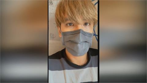 歌手陳零九確診 救護車送至防疫旅館