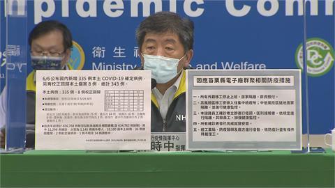 快新聞/苗栗電子廠群聚 指揮中心設前進指揮所:京元電所有外籍移工停止上班