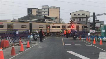 嘉義男疑似晨間運動 經過平交道遭列車撞死