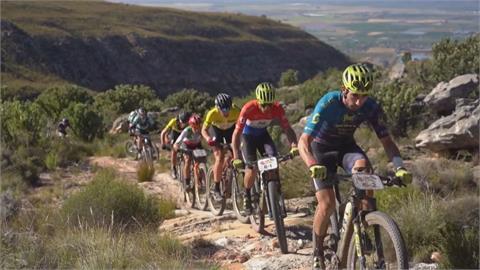 砂石.荊棘賽道考驗極限 全球最艱難自行車山地賽南非登場