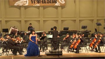 嘉義管樂節登場 開幕音樂會熱鬧演出