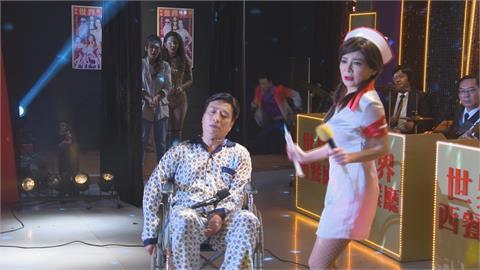 賴慧如《黃金歲月》秀出22套秀服  王彩樺Cosplay化身俏護士 喊話要讓觀眾流鼻血
