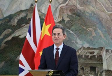中國大使被禁止進入英國會大廈!戰狼碰壁怒嗆:懦夫之舉