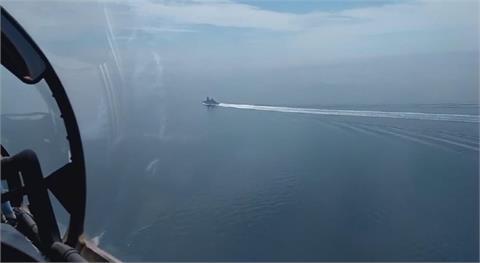 俄羅斯稱在黑海開火驅離英軍艦 英國防部否認