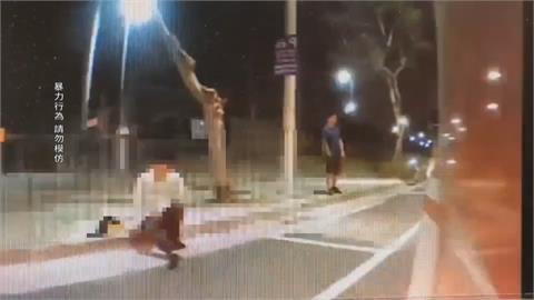 涉砍「含羞草日記」超艾夾 男嫌交保後遭挾持毆打