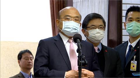 快新聞/網傳台灣推國產疫苗只跟日本要124萬劑 蘇貞昌痛斥:惡毒的謠言