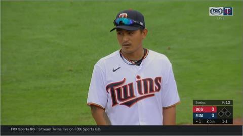 MLB/林子偉先發吞2三振 張育成傷勢無礙恢復練習